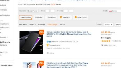 """Jak kupować na """"chińskim Allegro""""? Zrób zakupy na AliExpress"""