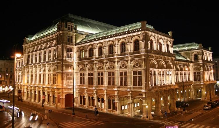 Opera Wiedeńska (fot. Peter Siroki)