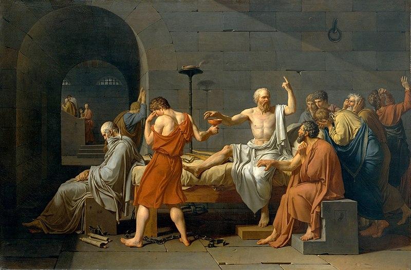 Która z trucizn związana jest z postacią Sokratesa?