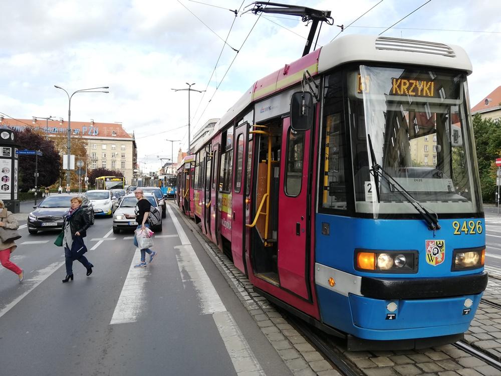 MPK Wrocław. Mandat za brak biletu we Wrocławiu