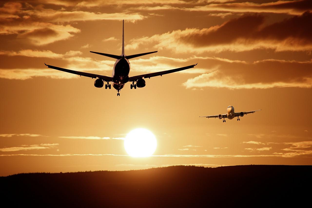 Gdzie siadać w samolocie?