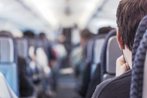 Najbezpieczniejsze miejsca w samolocie