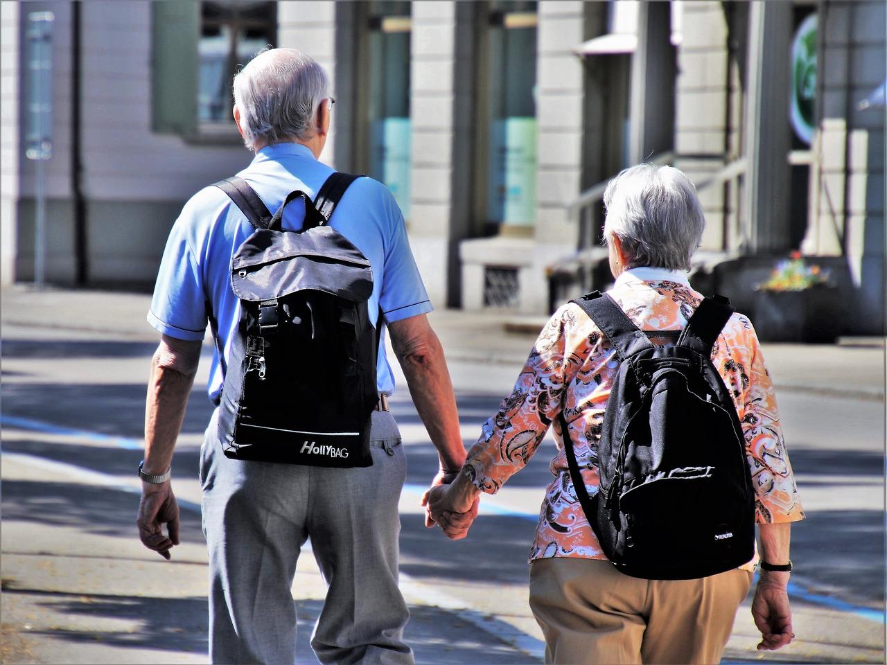 Dzień Babci i Dziadka obchodzi się na też na całym świecie