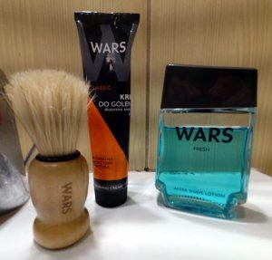 WARS - kosmetyki z prl