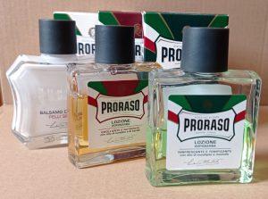 Kosmetyki Proraso - recenzja kosmetyków do golenia