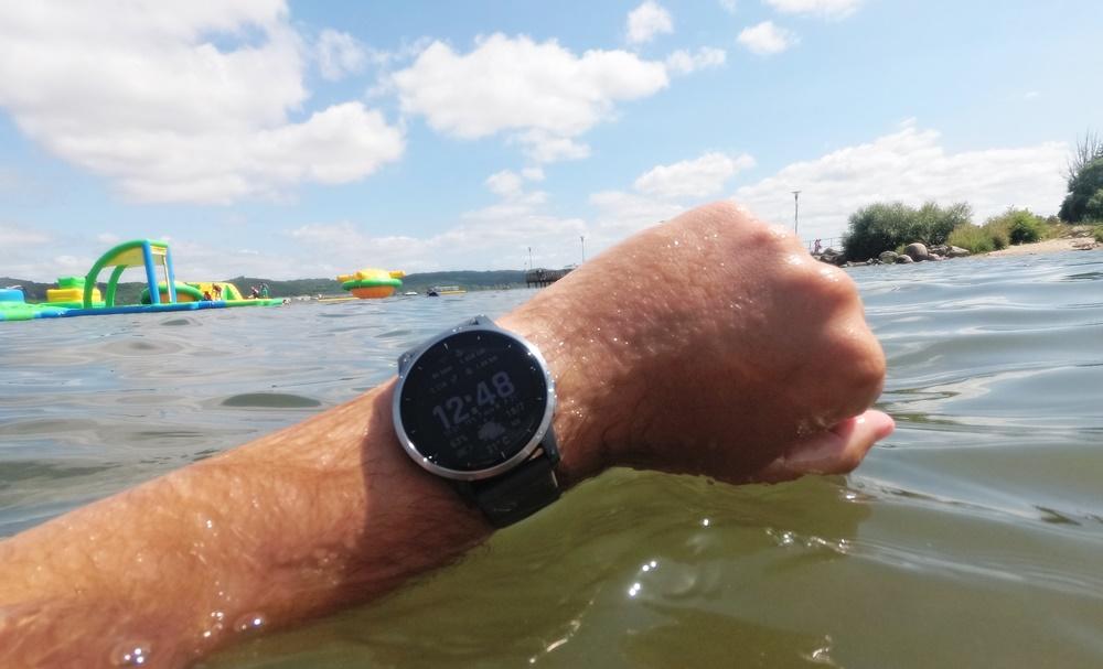 Zegarek do pływania
