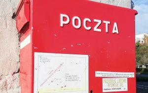 Poczta Polska ma pobierać opłatę 8,50 zł za zgłoszenie przesyłki celnikom