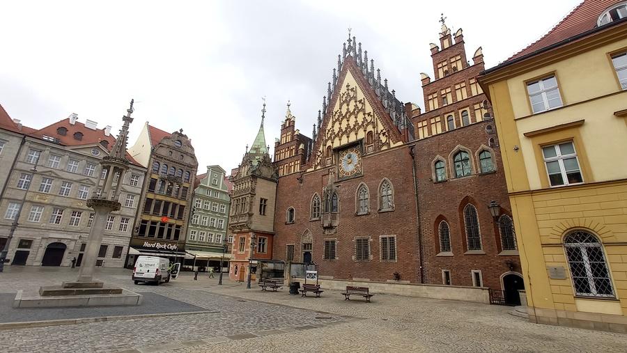 Parkowanie we Wrocławiu. Gdzie parking w centrum?